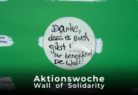 Aftermovie: Wall of Solidarity